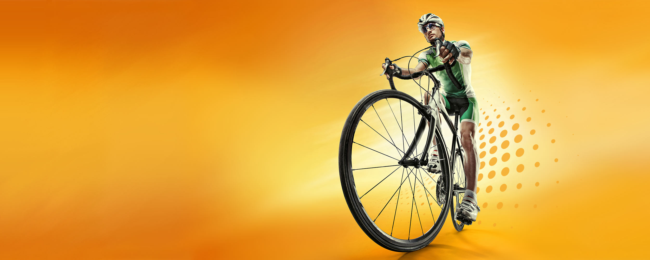 Cyclist Graphic